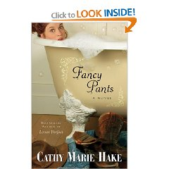 Book Cover - Fancy Pants