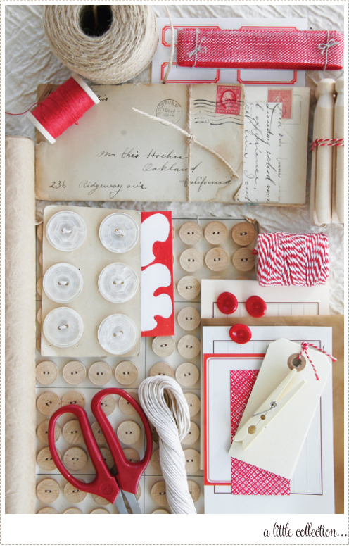 A Creative Mint-red:cream:kraft