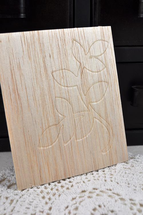 My Favorite Things Balsa Wood