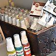 Vintage Drawer Storage
