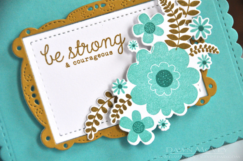Courage & Kindness be strong dtl