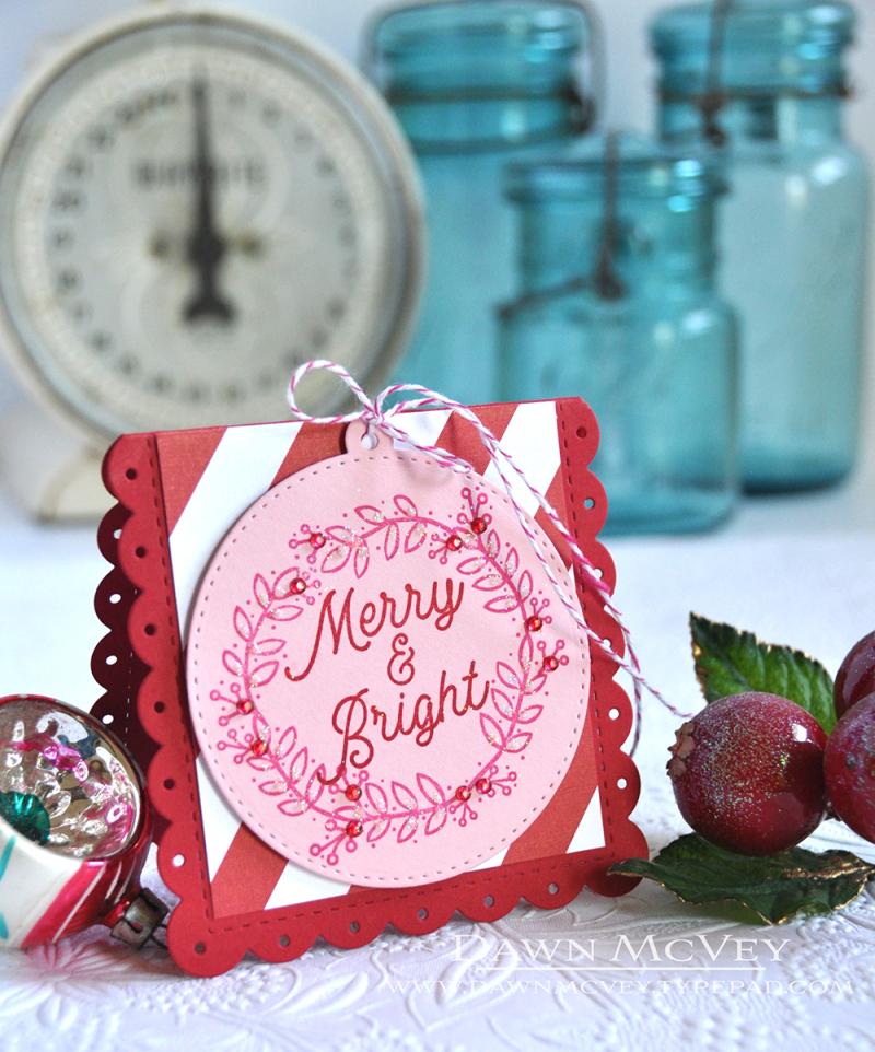 Berry Wreath Merry & Bright1