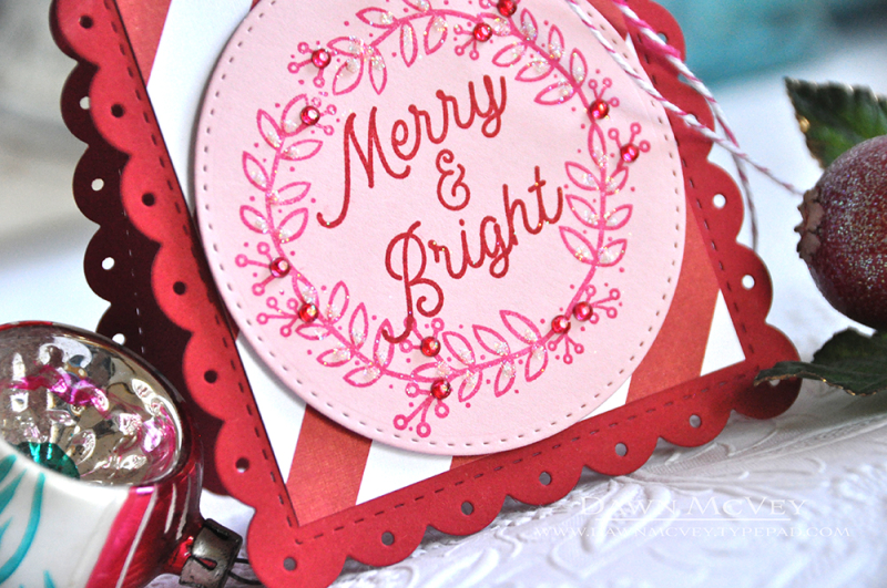 Berry Wreath Merry & Bright2