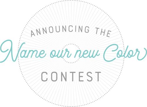 Name Our New Color Contest Graphic