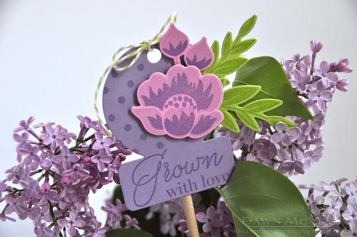 Gran'sGarden floral pick-dtl1