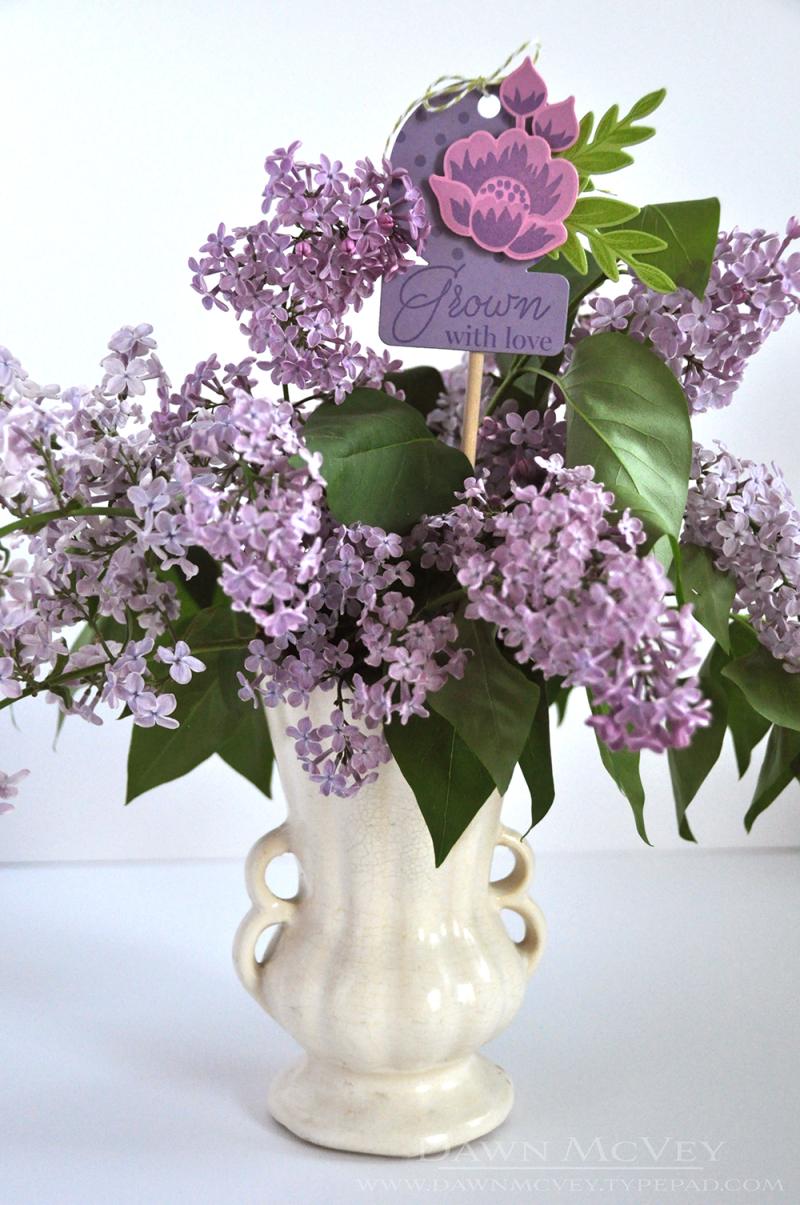 Gran'sGarden floral pick