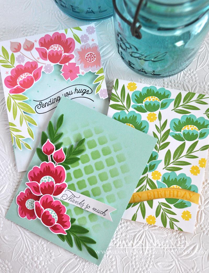 Gran's Garden cards