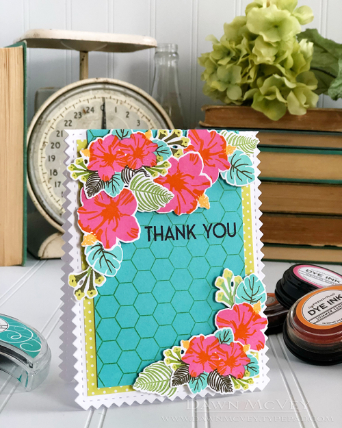 Dawn_McVey_Forest_Floor_Hexagons_Thank_You_1