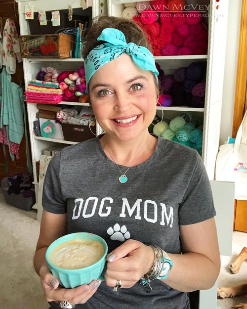 Dawn_McVey_dog_mom