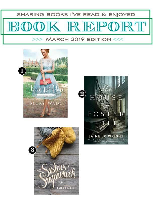 Book-Report---Mar-2019