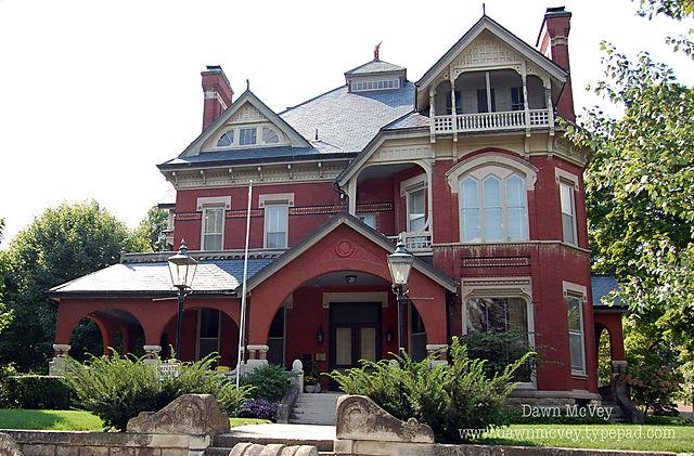 The Gargoyle House