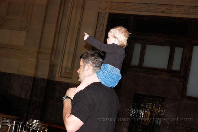 Ally & Daddy