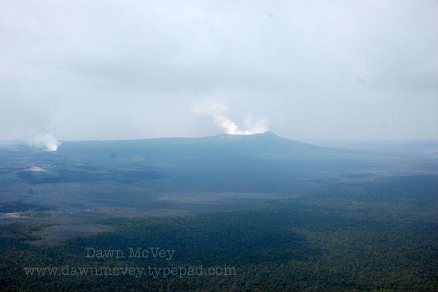 Heading to the Volcano