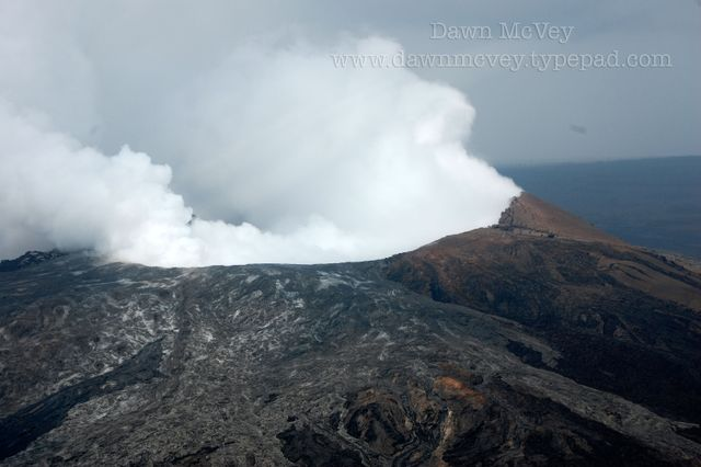 Mouth of the Volcano