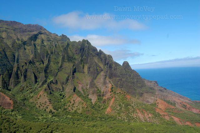 Flying Over Na Pali Coast