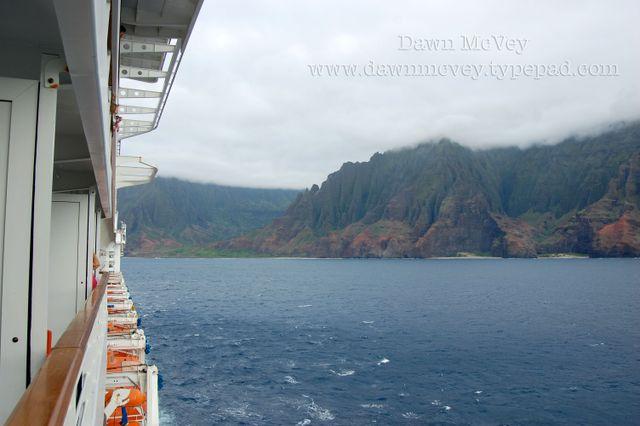 Balcony View-Na Pali Coast