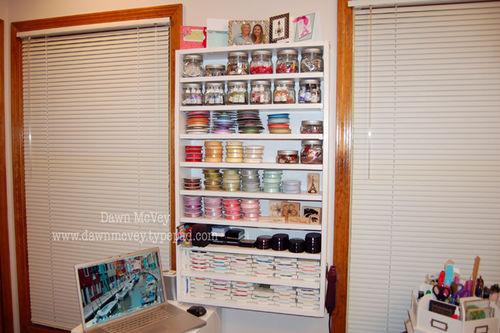 Wall Shelf Unit